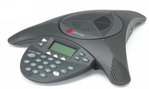 Polycom SoundStation-2, Non-Expandable with Display