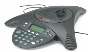 Polycom SoundStation-2, Expandable with Display